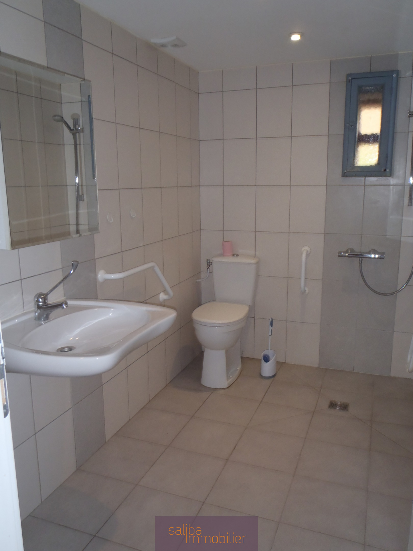 salle d'eau rdc